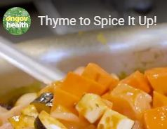 Thyme to Spice It Up